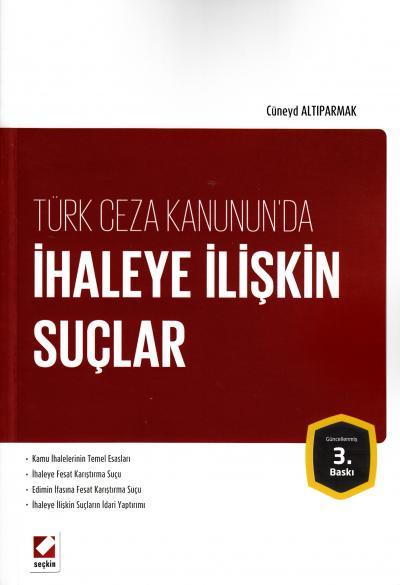 Türk Ceza Kanunu'nda